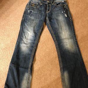Men's Rock Revival Jeans